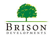 Brison Developments and New Valley Homes land and new home construction logo