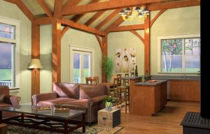 Arlington Timber Frame Living Room.jpg_Mod