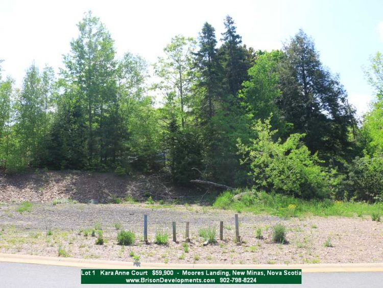 Kara Anne Court, Lot # 1 for sale at $59,900 16,482 sq ft